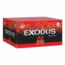 Batería EXODUS de 100 disparos