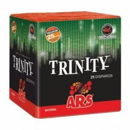 Batería TRINITRY de 25 disparos