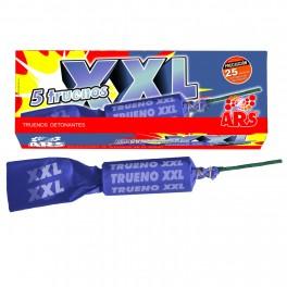 Caja de 5 petardos Trueno XXL