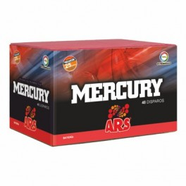 Batería MERCURY de 48 disparos