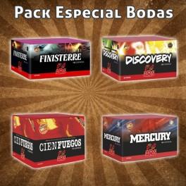 Pack Especial Bodas y Celebraciones