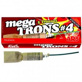 Caja de 5 Petardos Megatrons nº 4